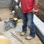 construction of retaining walls